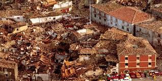 Teora: la catastrofe di un minuto e 30
