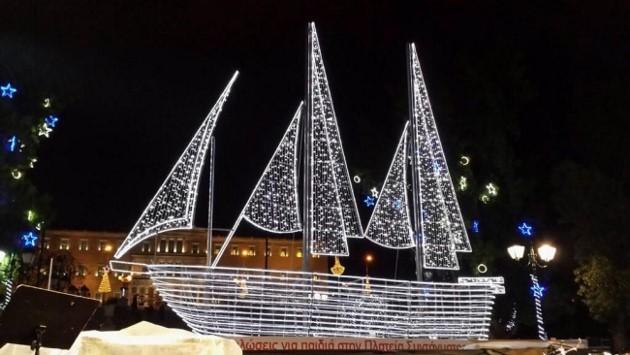 Il Natale greco