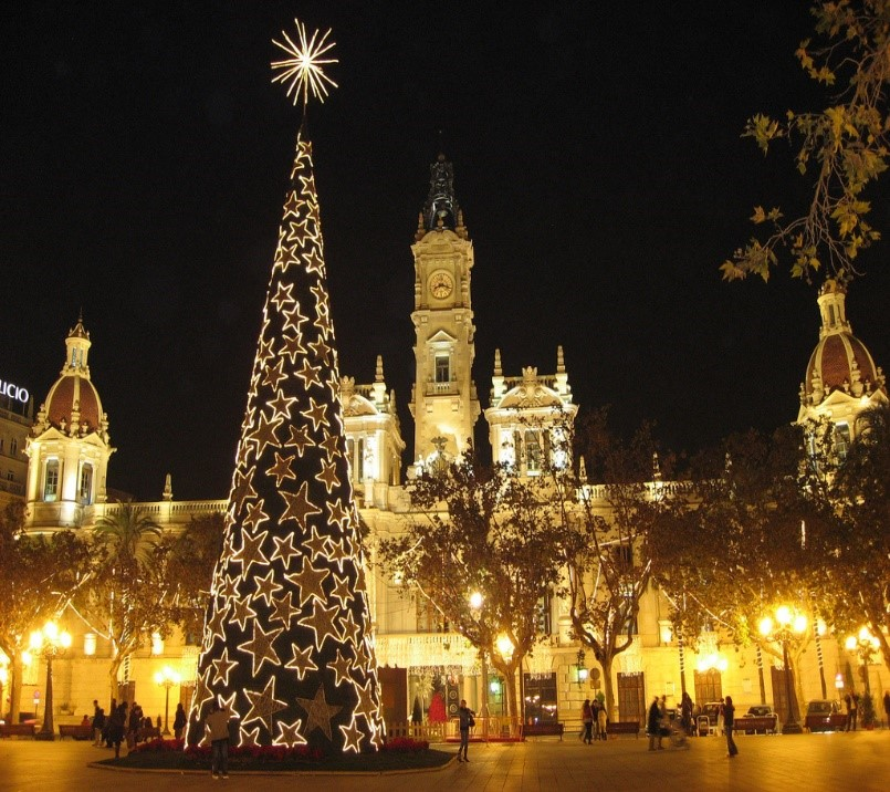 Natale in Spagna