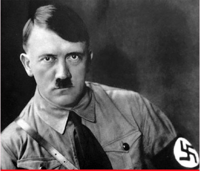 Hitler e l'odio nei confronti del popolo ebraico