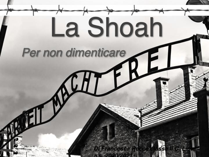 Shoah / testimonianze