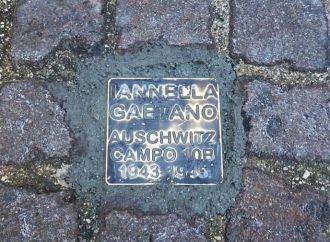 Intervista a Federica, nipote di Gaetano Iannella, sopravvissuto all'orrore del campo di concentramento di Buchenwald.