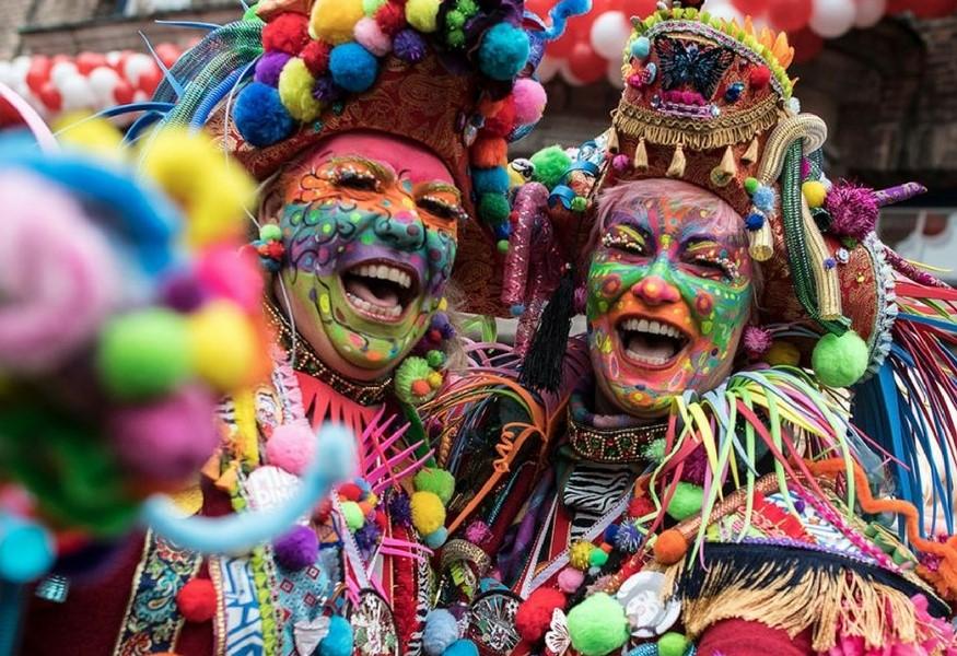Frasi in inglese sul Carnevale