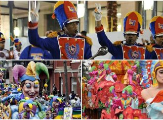 The tradition of Carnival in England