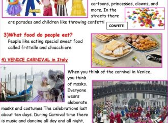 The English Carnival