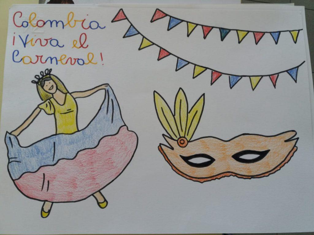 Colombia, ¡ Viva El Carnaval!