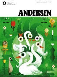 """Abbonamento annuale alla rivista Andersen – progetto """"Classe di lettori""""-"""