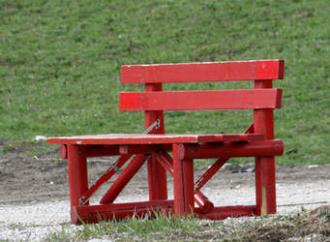 """""""La panchina rossa"""""""