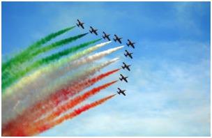 Il 25 aprile: liberazione d'Italia