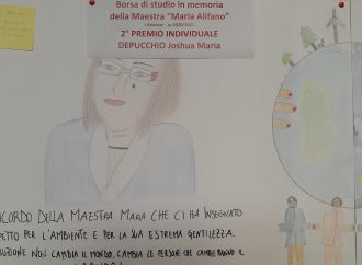 Premiazione Borsa di studio in memoria della Maestra Maria Alifano